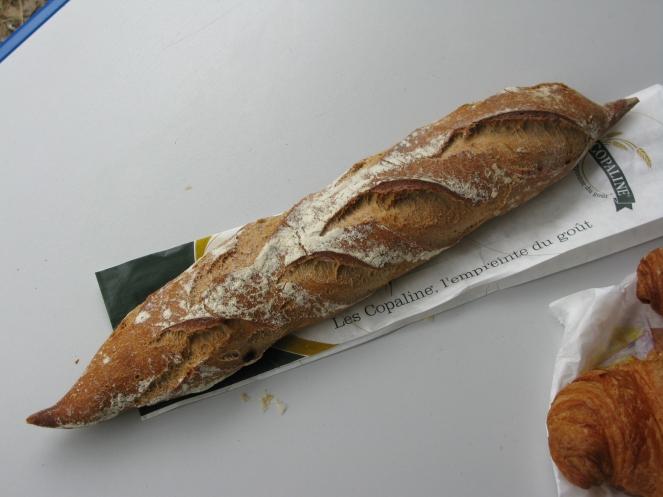 Artisan Wholemeal Baguette