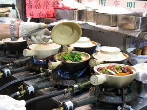 Claypot rice in Hong Kong