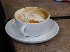Cappuccino at MCC
