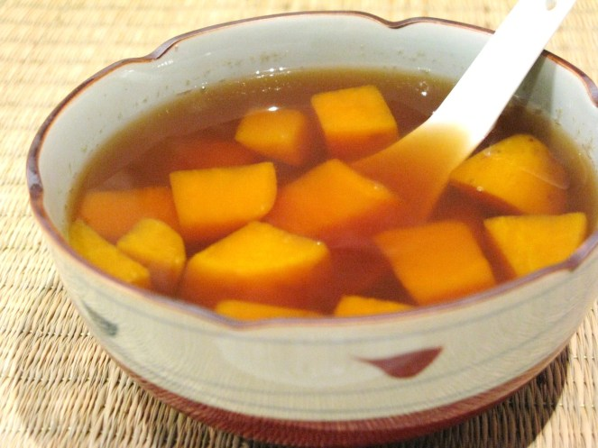 Chinese Sweet Potato Dessert