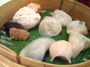 Dim Sum set of 10, Pearl Liang
