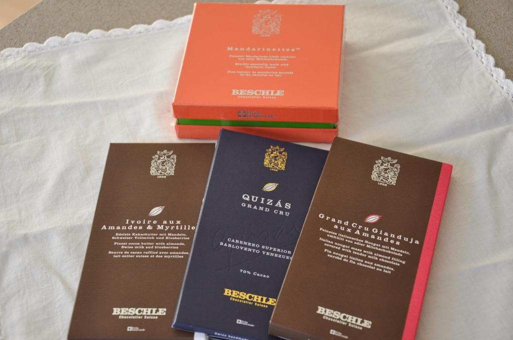 Beschle chocolates