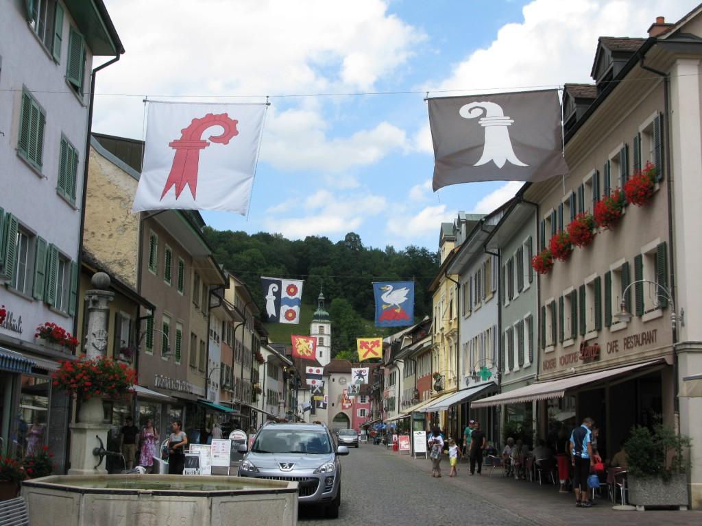 Laufen Hauptstrasse (High Street)