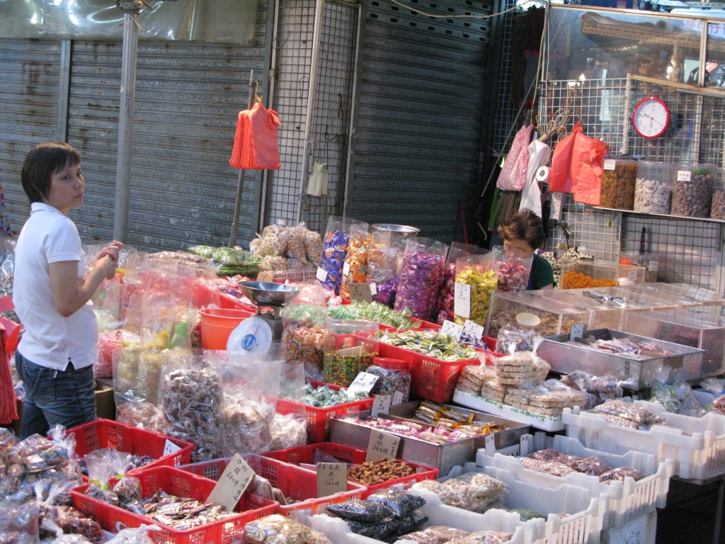 Sweets Stall