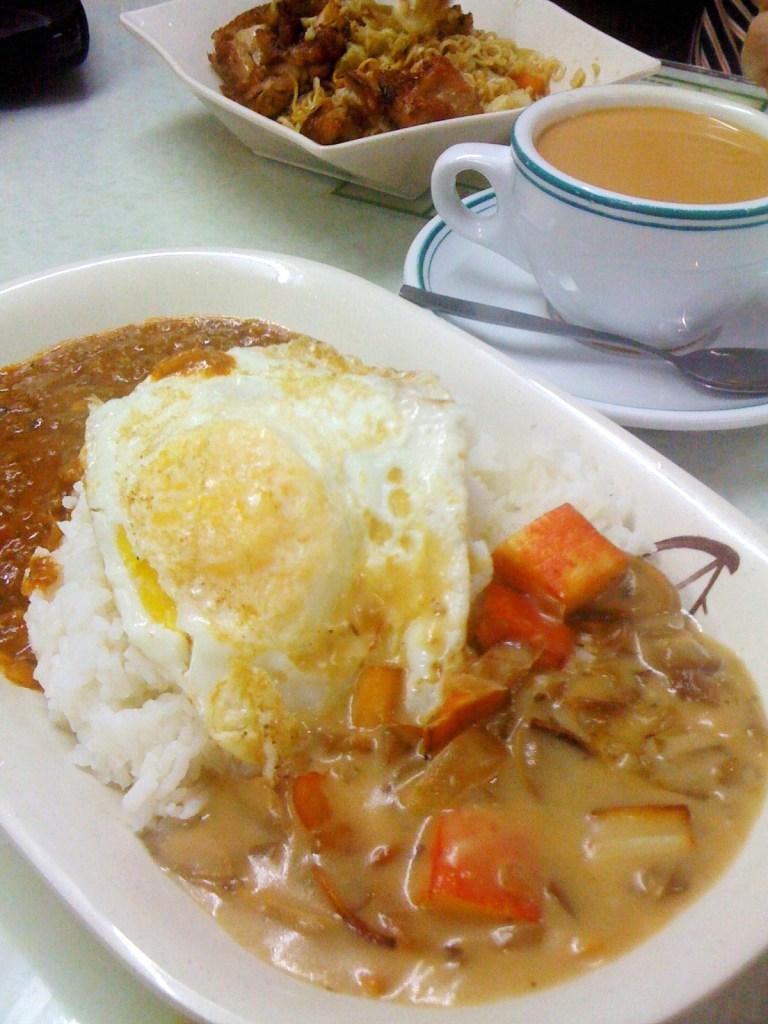 Yin Yeung Foreigner Rice