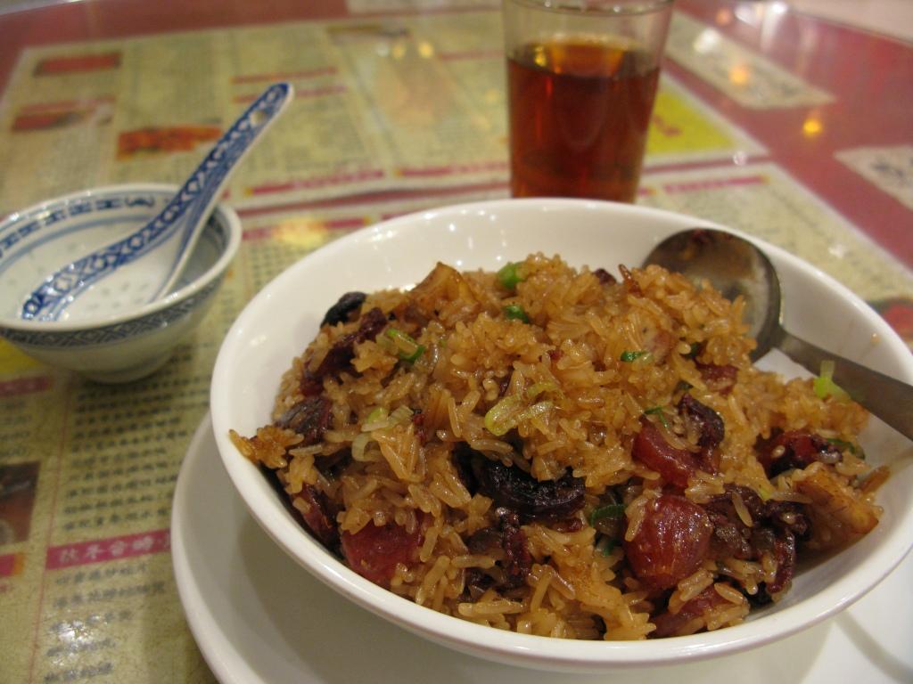San Chow Glutinous Rice