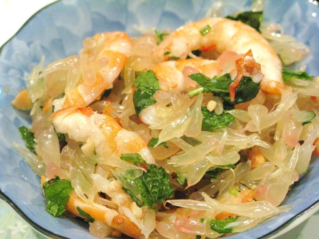 Thai Pomelo Salad