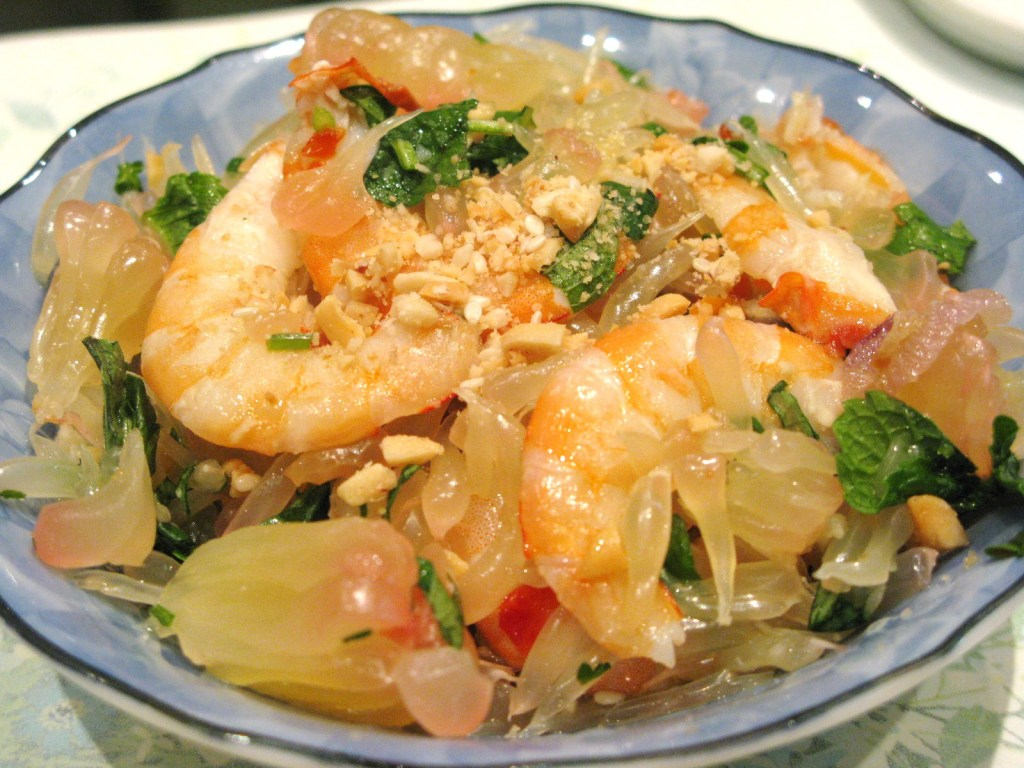 Thai Pomelo Salad 02