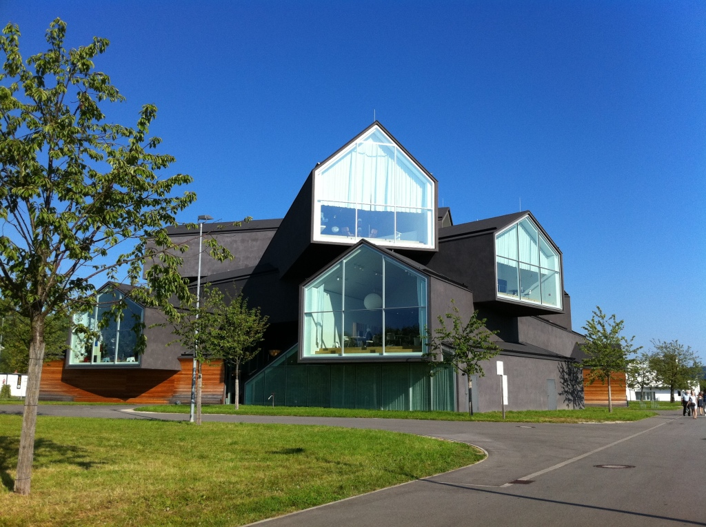 An afternoon @Vitra Design Museum, Germany