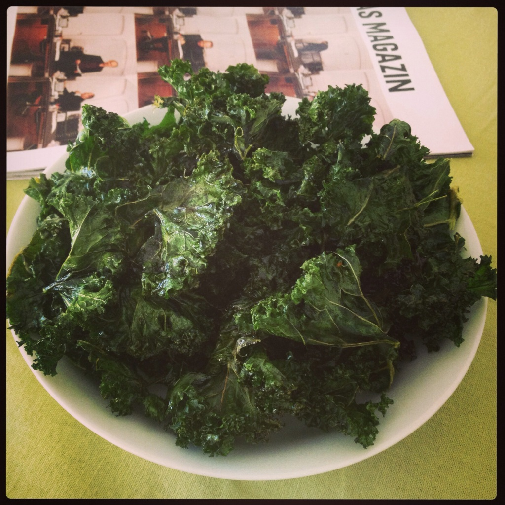 best kale chips